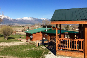 Wilderness Spirit Cabins - August is wide open